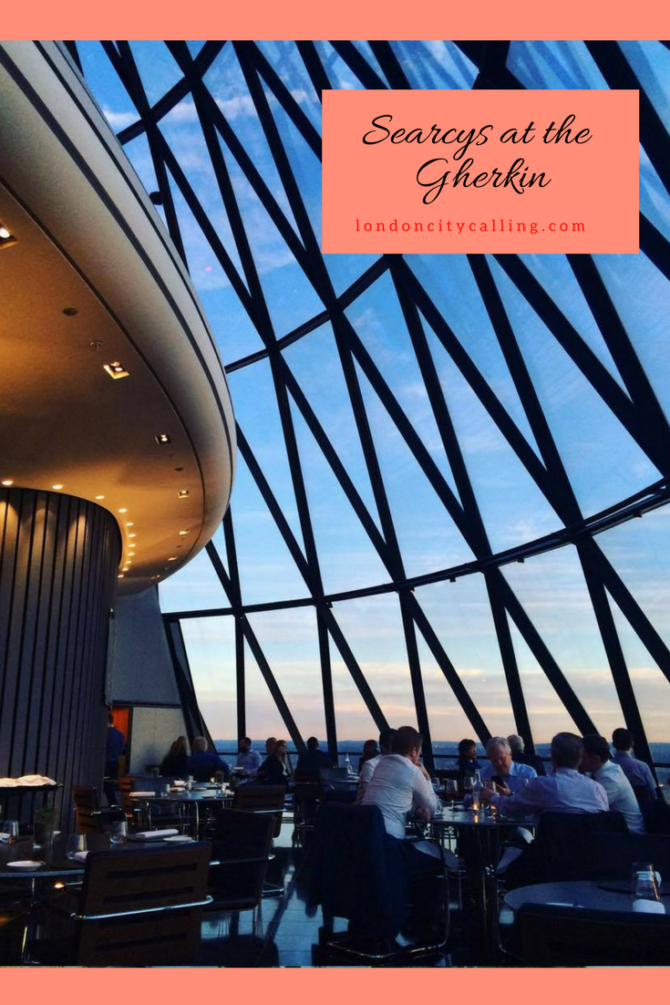 Searcys at The Gherkin London