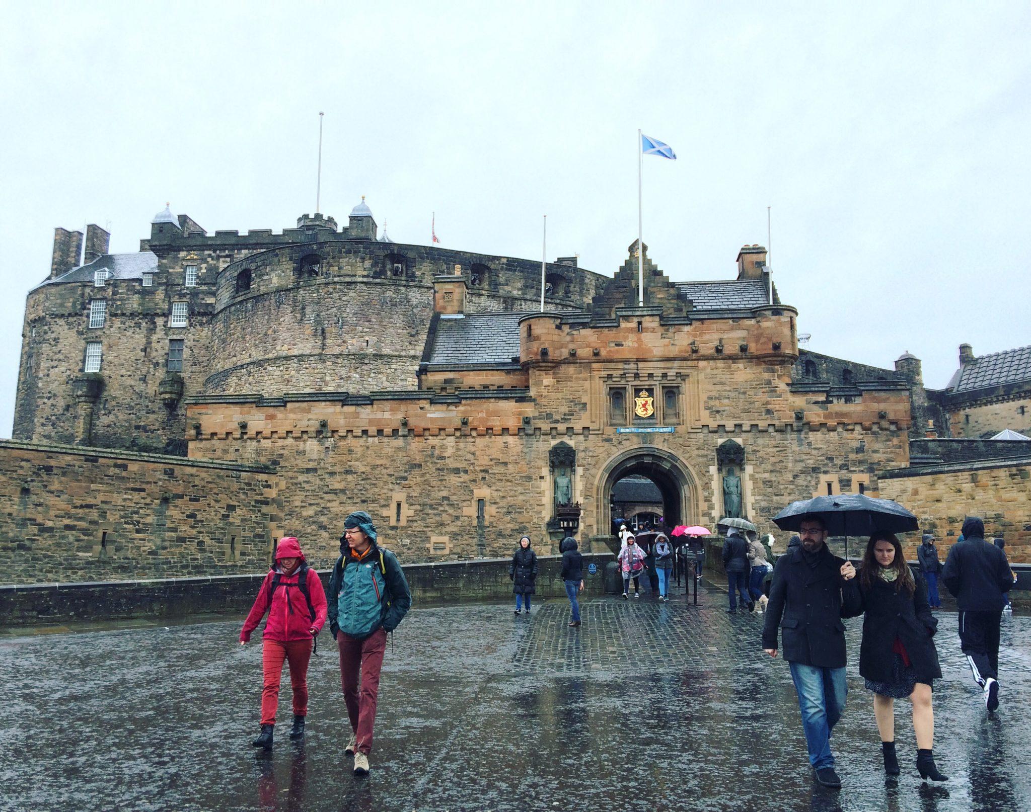 EdinburghCastle, Scotland