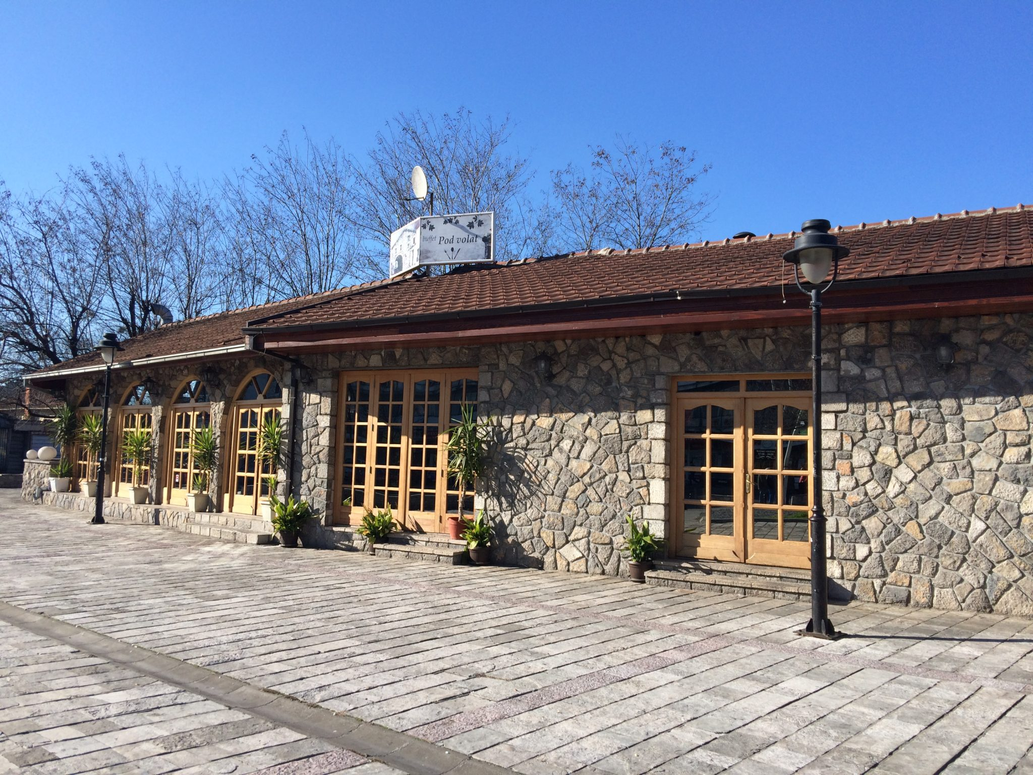 Visiting Montenegro in Winter - Pod Volat, Podgorica