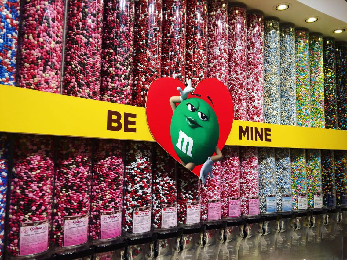 M&M World in Leicester Square