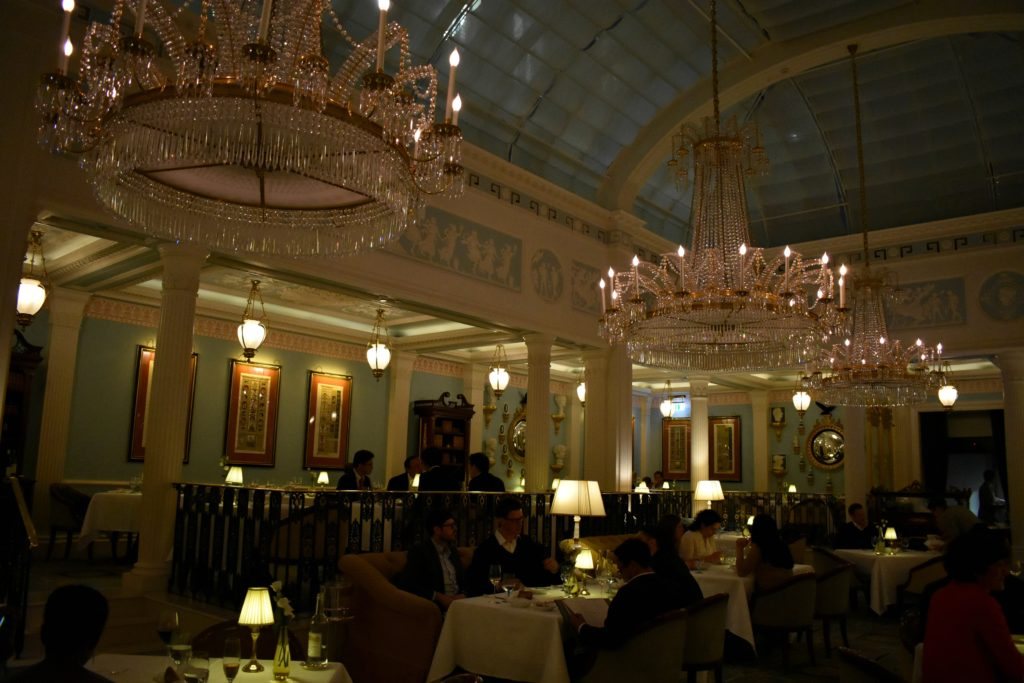 Céleste at The Lanesborough Hotel