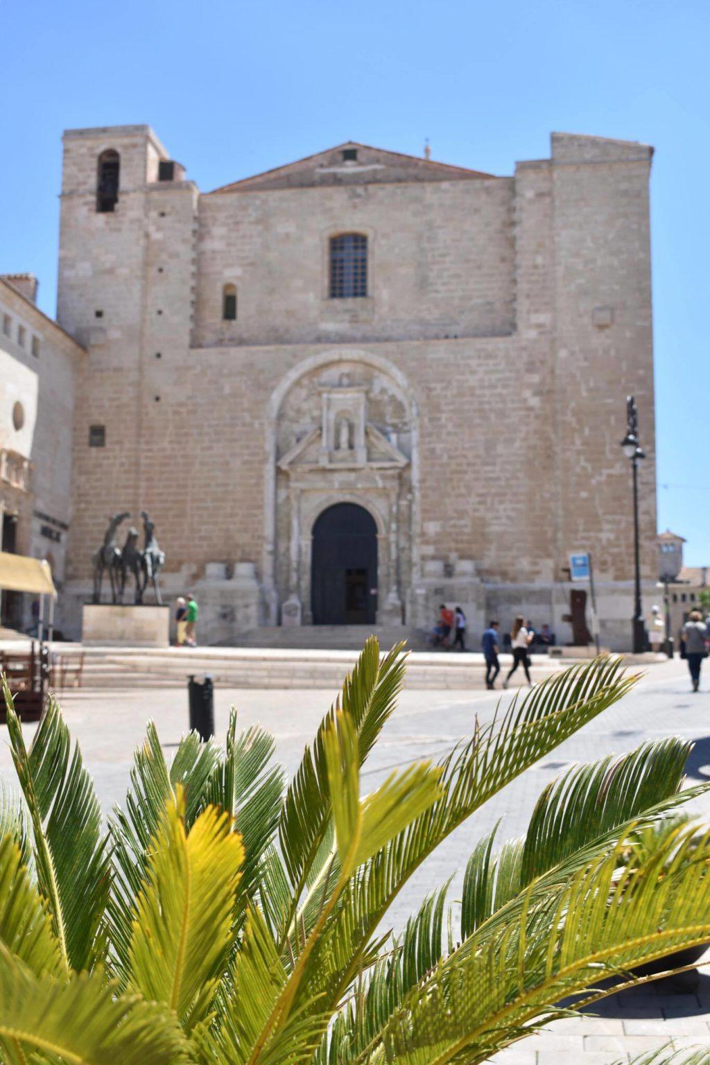 Menorca Spain, Carmen Church