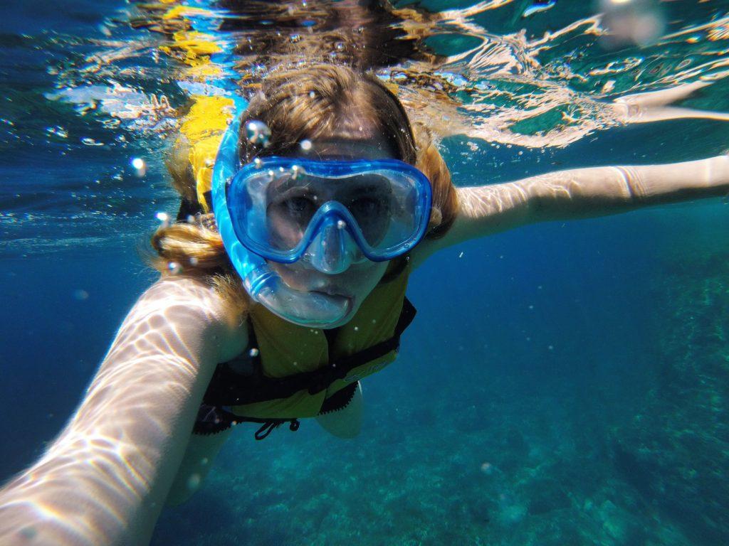 Menorca Spain, Snorkeling