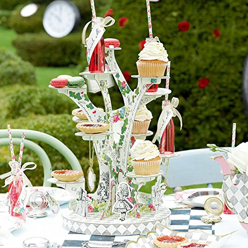 Afternoon Tea Alice in Wonderland Cake Stand