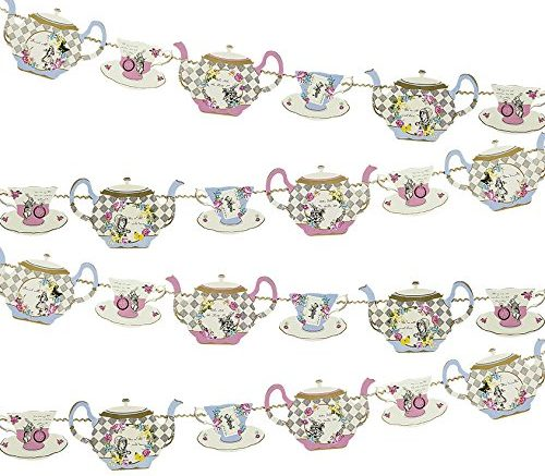 Afternoon Tea Teapot Bunting