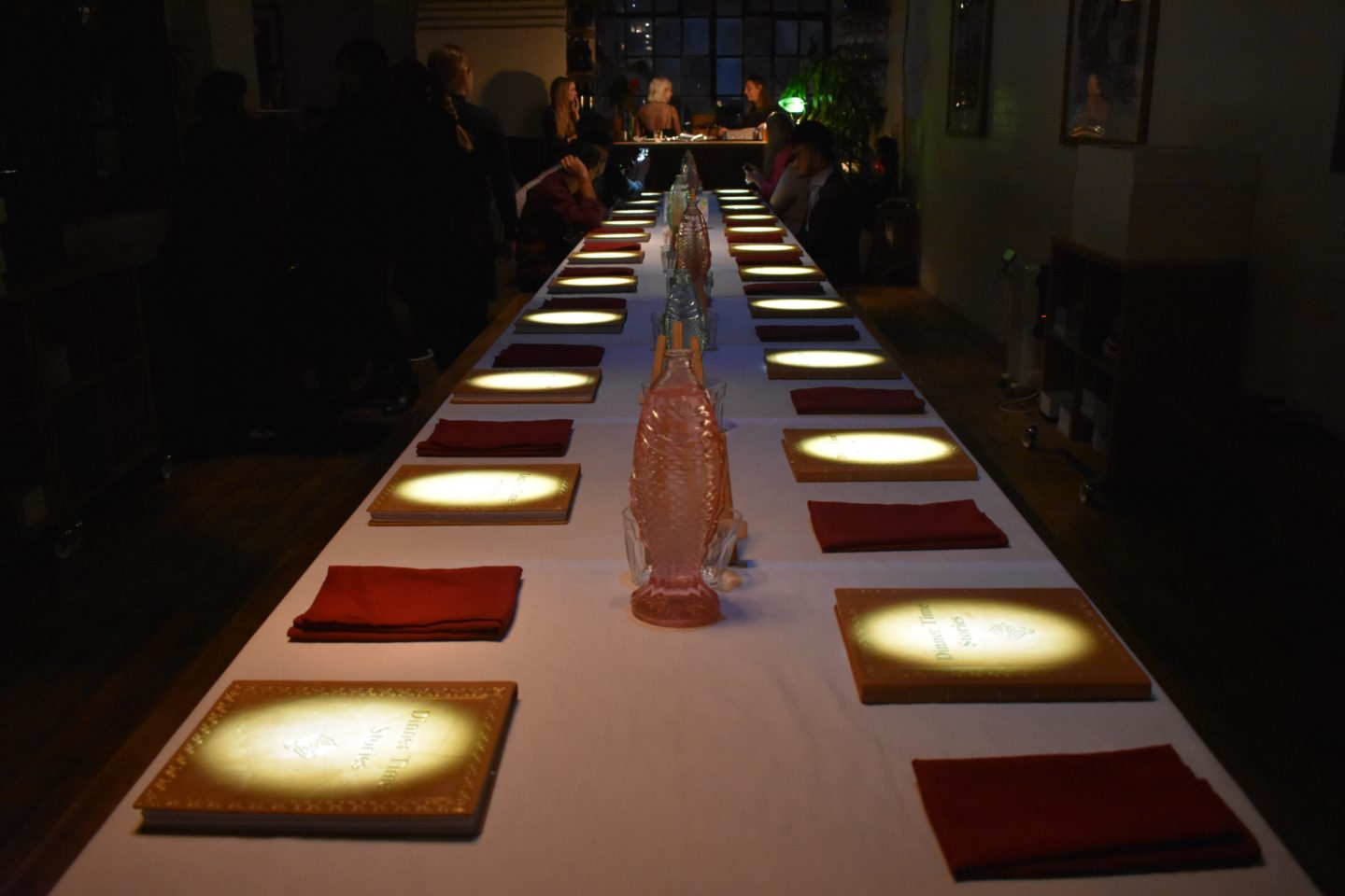 Immersive Dining Experiences in London