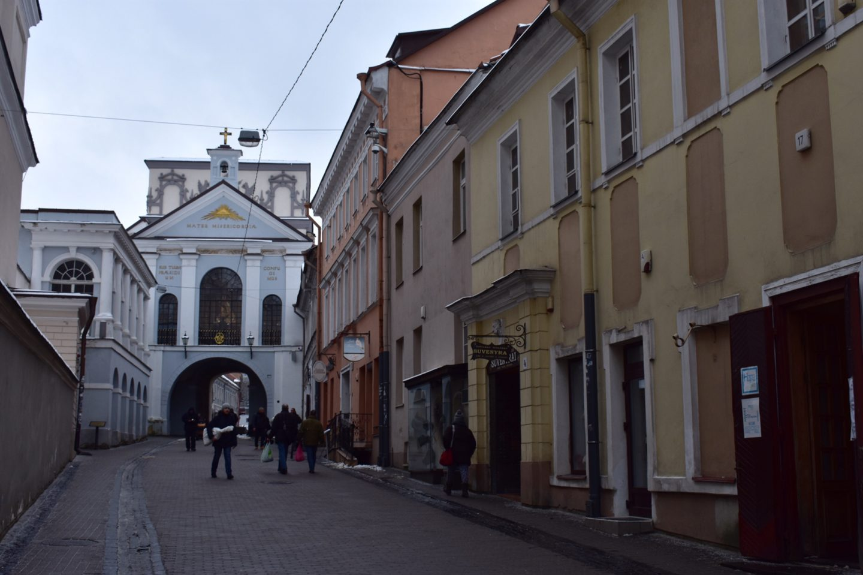 Vilnius Lithuania, Gate of Dawn