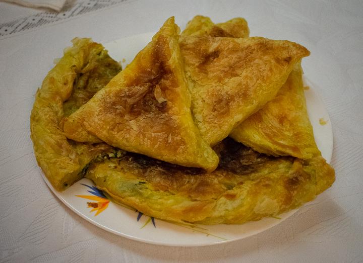European Snacks Byrek Albania