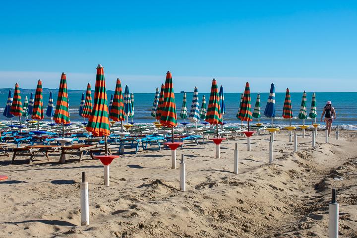 Durres Beach Albania