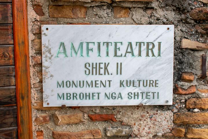 TheAmphitheatreofDurres Albania