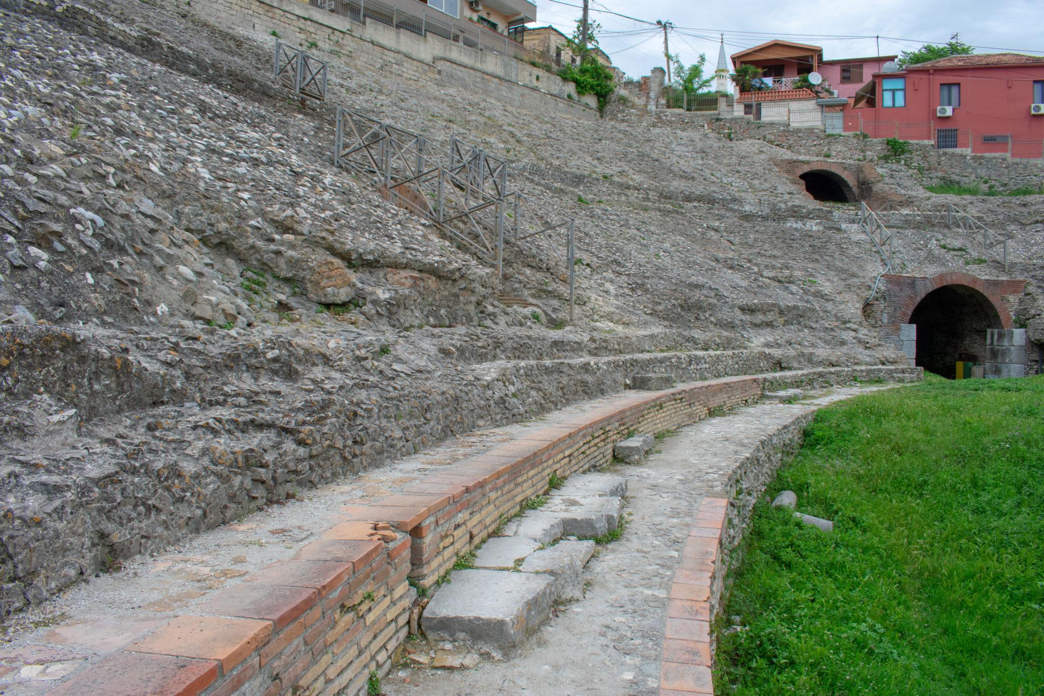 Durres Amphitheatre Albania
