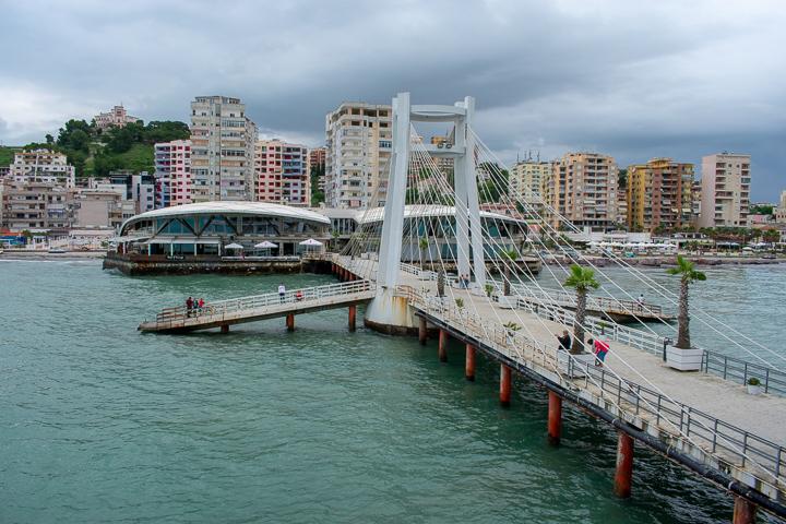 Ventus Harbor Durres Albania