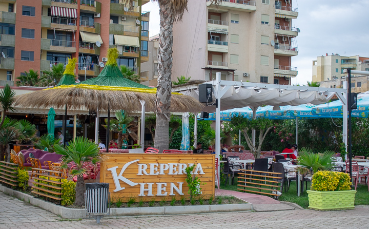 Kreperia Hen 1-Volga Durres Albania