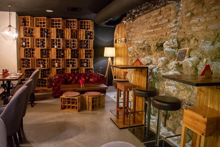 Portiku Wine Bar and Bistro Durres Albania