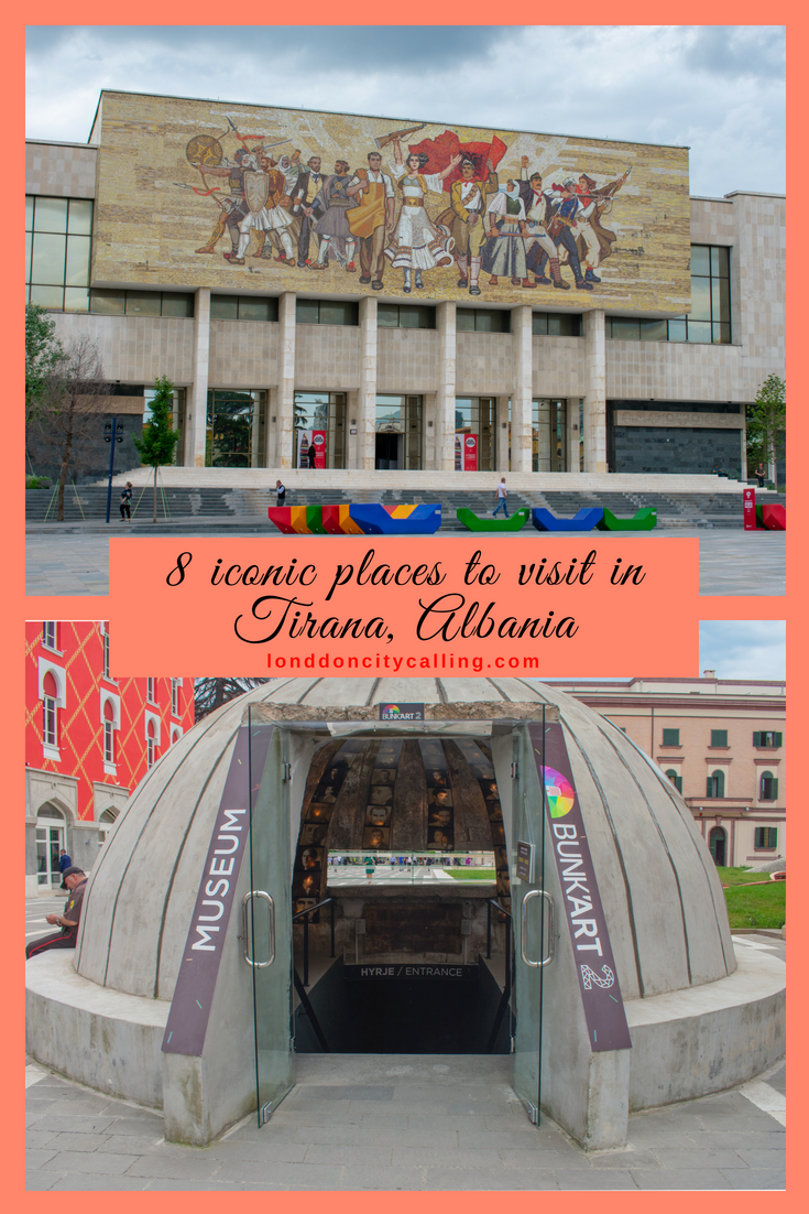 Places to visit in Tirana, Albania