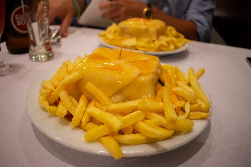 European Snacks Francesinha Porto