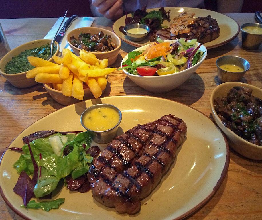 Best London Steakhouses