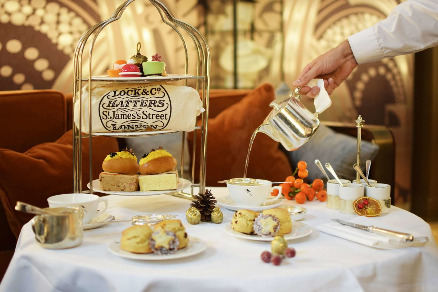 Bottomless Afternoon Tea in London