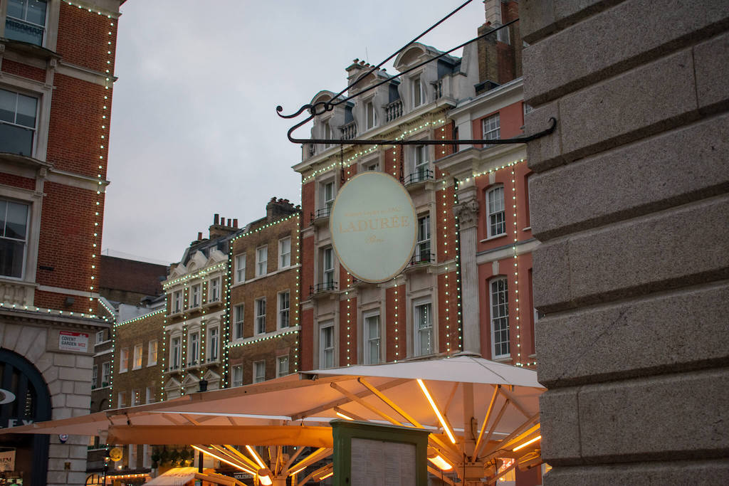 Things to do in Covent Garden London