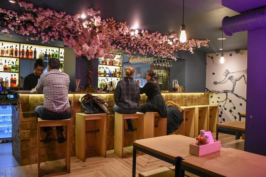 Yen Burger in Borough | London's new Asian-inspired burger joint