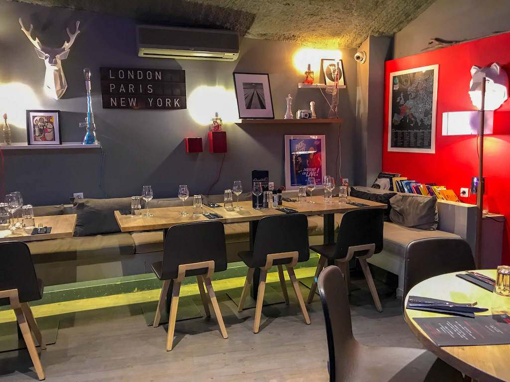 Where to eat in Toulouse, Cosmopolitain