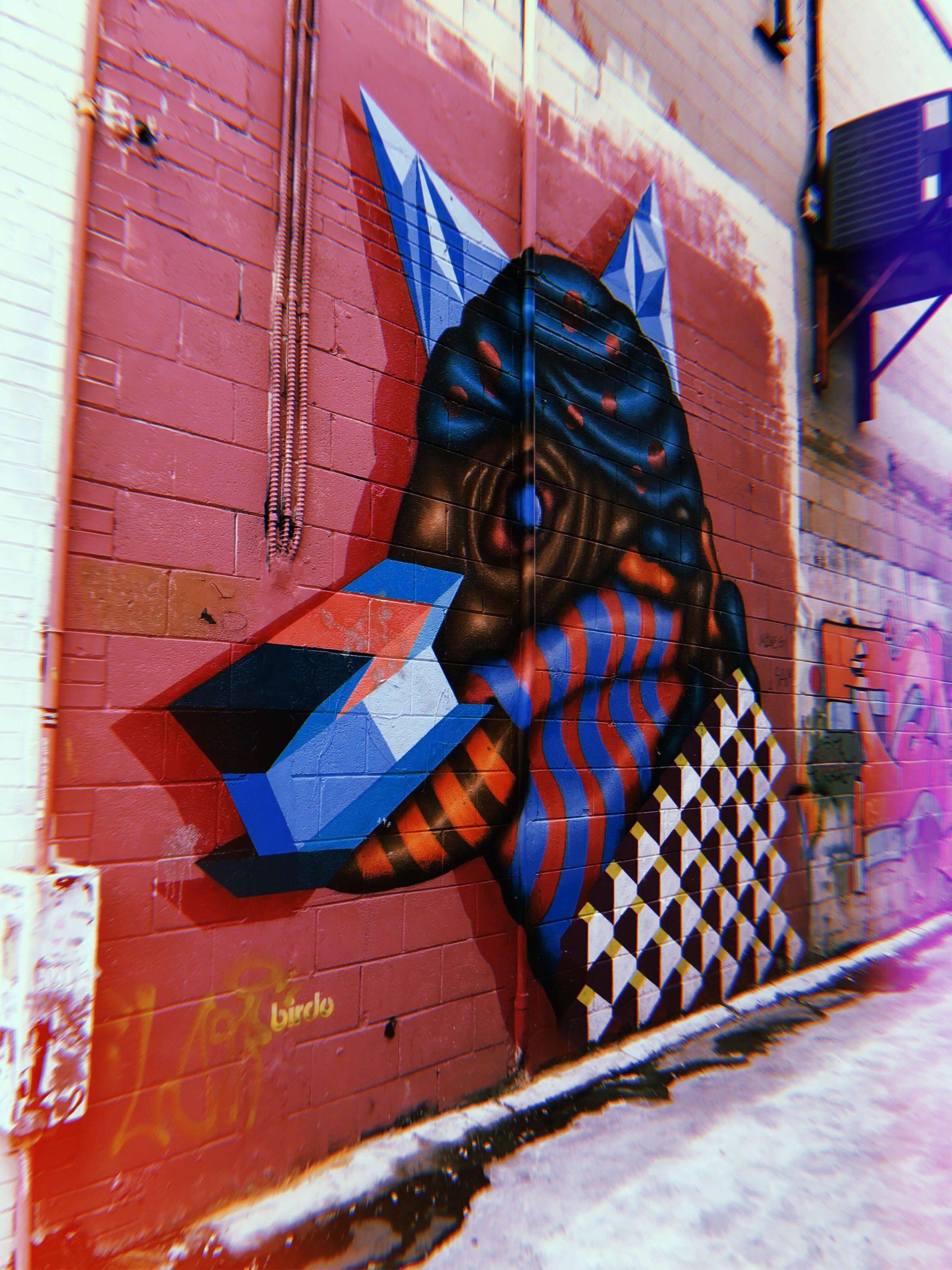 Things to do in Kensington Market Toronto - street art