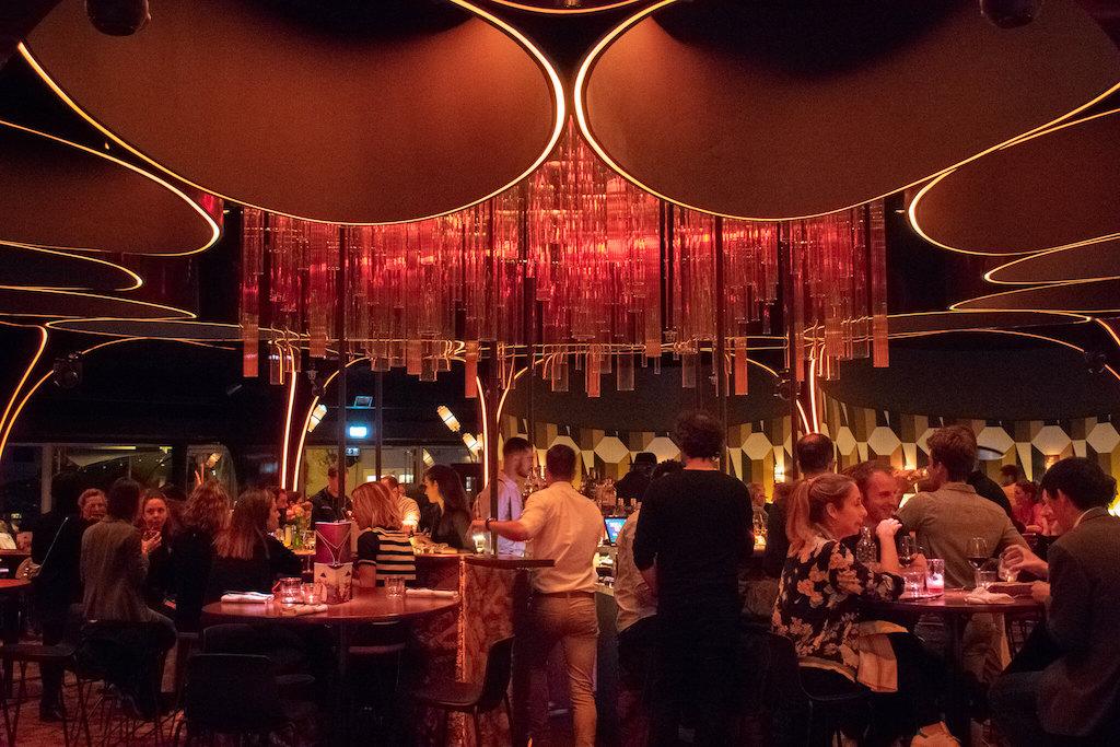 Where to eat in Toulouse, Ma Biche Sur Le Toit restaurant interior