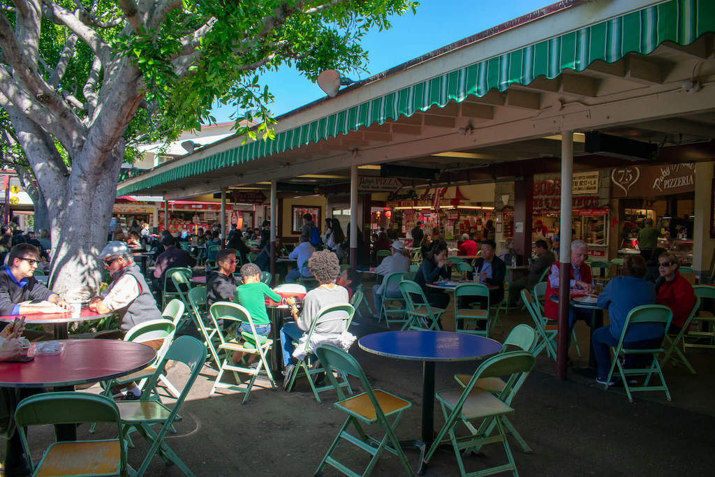 Areas of LA - the original farmers market