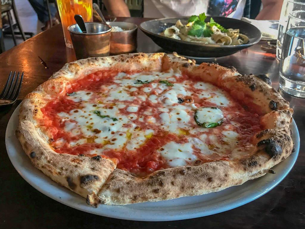 400 Gradi Best Pizza in World Melbourne