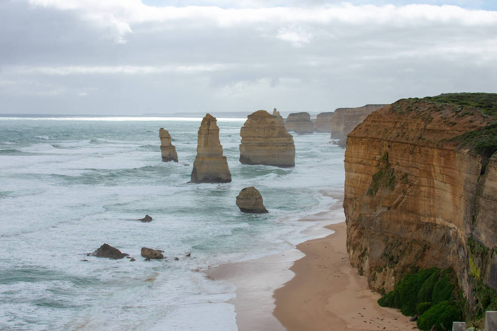 Great Ocean Road Vic Twelve Apostles