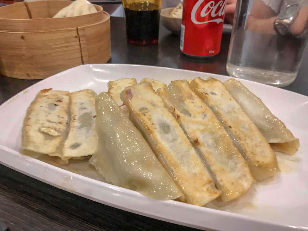 Melbourne Chinatown Dumplings