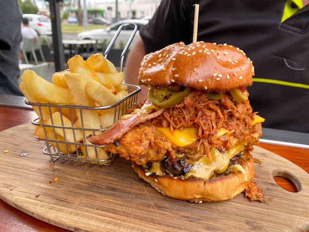 Demazzi Essendon Best Burgers in Melbourne