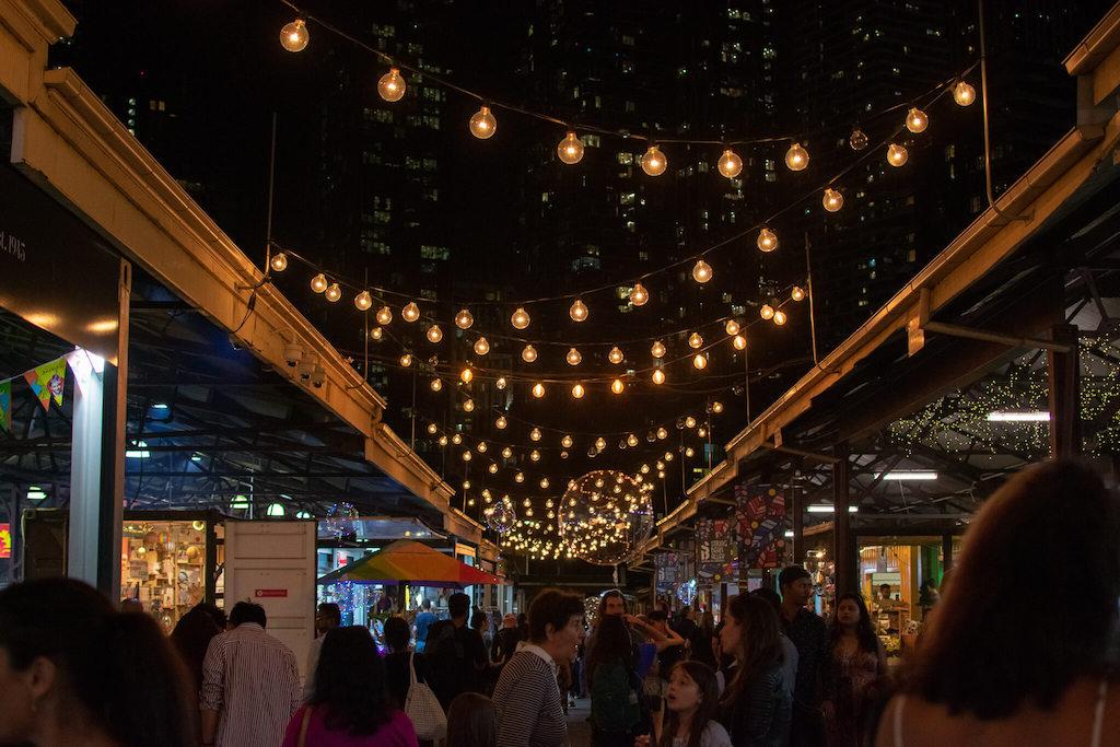 Queen Vic Market Melbourne