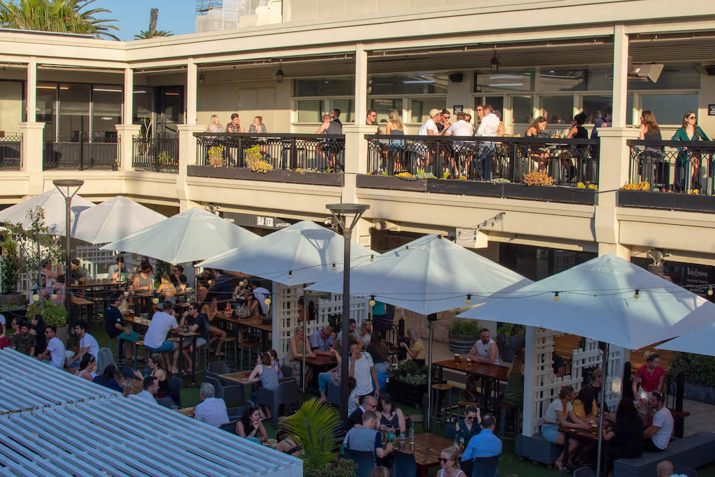 St Kilda Beach Bar Melbourne