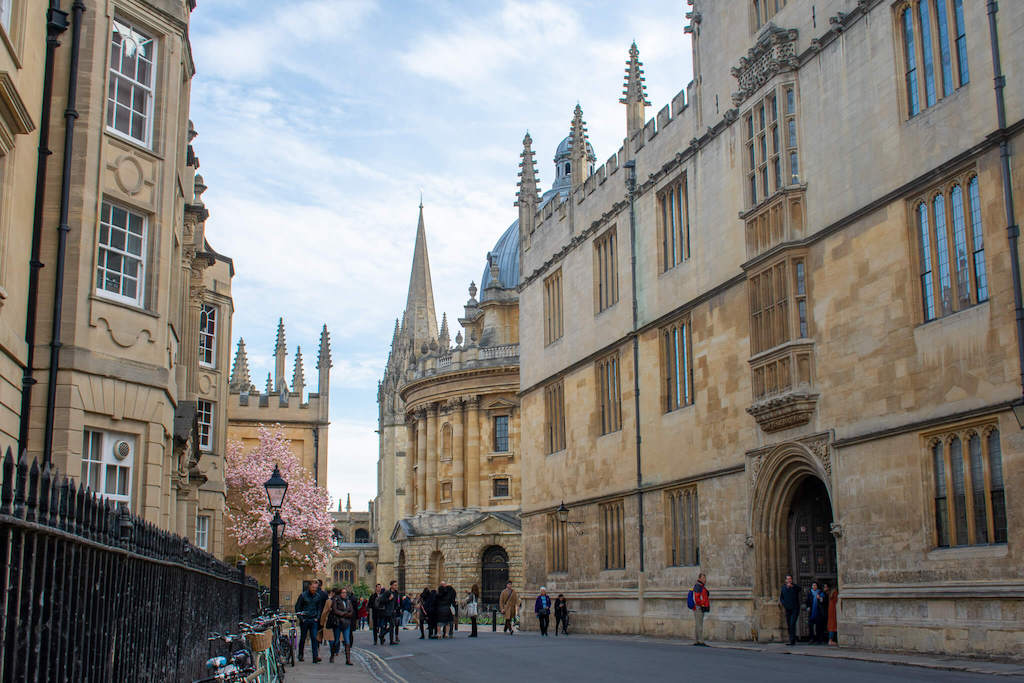 Oxford University Buildings