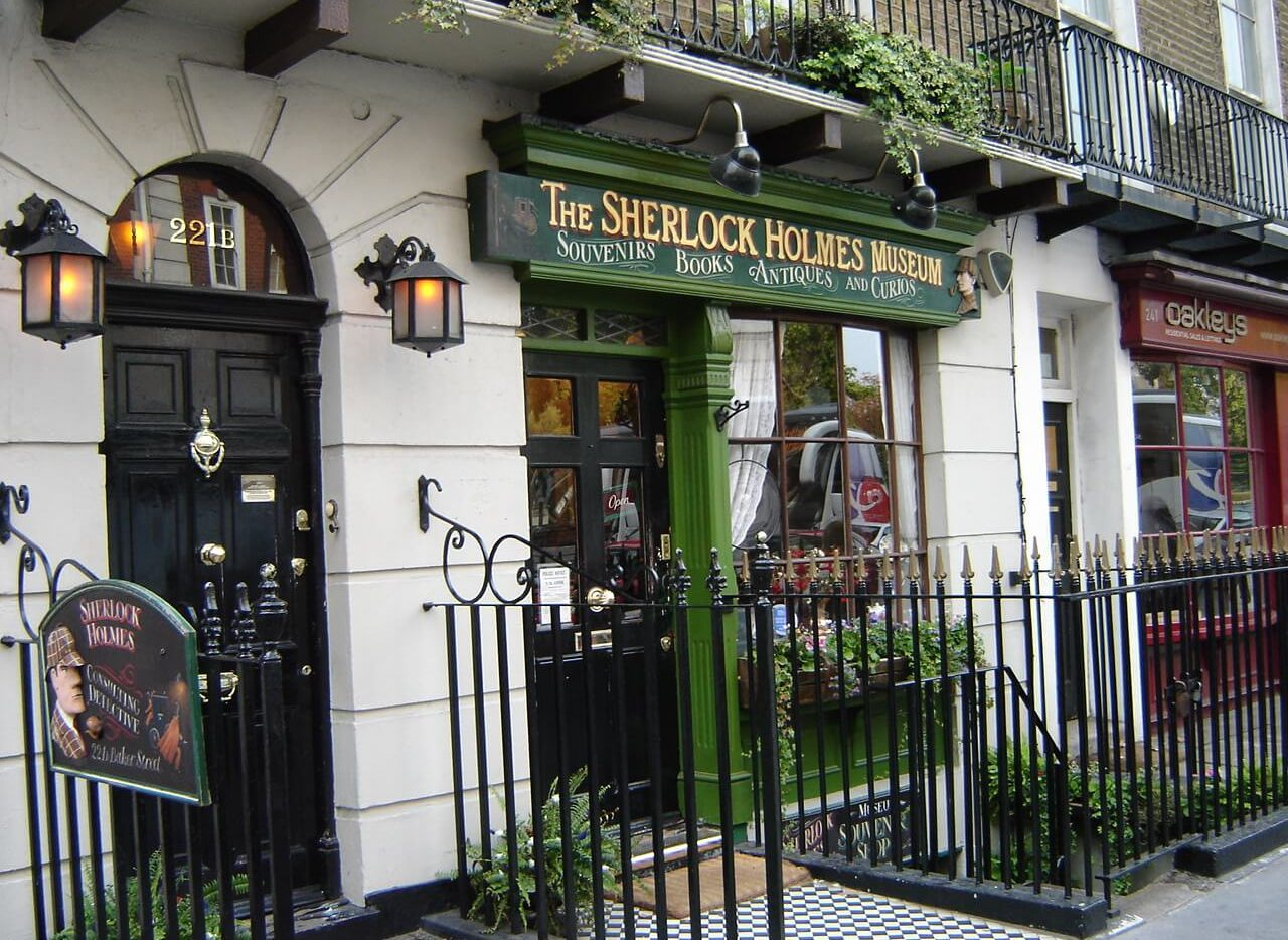 221B Baker Street, London