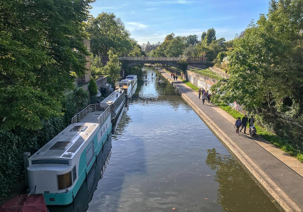 Regents Canal London