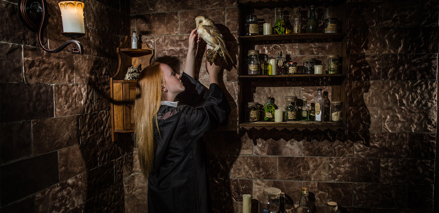 Harry Potter Escape Room London